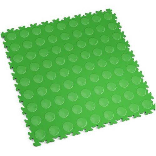 Light Green Cointop - Motolock Interlocking Floor Tile